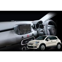 FIAT500X / フィアット500X 2DINナビ取付キット(7インチUconnect付き車両専用)|aaa83900|02
