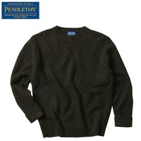 PENDLETON ペンドルトン シェットランドクルーはPENDLETON定番のセーターです。サイズ...