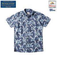 PENDLETON S/S SMUキャンプシャツ イン オーセンティックスプーナークロスはPENDL...