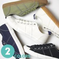 「レトロ」「クラシック」なデザインとカラーリング、また履き込めば履き込むほど味わいを増す素材を使用し...