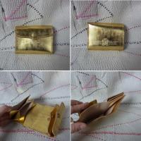 SARANAM(サラナン) コンパクト3つ折り財布 全3色