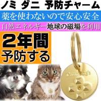 犬 猫用2年間ノミ ダニ 予防チャーム キャタンドッグ CatanDog`s FANTASY WOR...