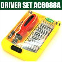 【製品仕様】  ■商品名:38in1 精密ドライバーセット AC6088A ■サイズ(箱のサイズ):...