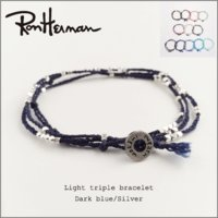 wakami「light triple wrap bracelet」ライトトリプルラップブレスレット...