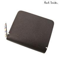 【送料無料・代引手数料無料】  ポールスミスの2つ折り財布です。 まるで細かいウロコのような手触りが...