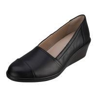 アキレスソルボ レディース 婦人靴 履きやすい 幅広 ウォーキングシューズ アキレス・ソルボ 343 黒  [SRL3430]