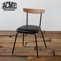 ACMEオリジナルのダイニングチェア。鉄を使用しながらもフレームを細く、しなやかなラインにすることで...