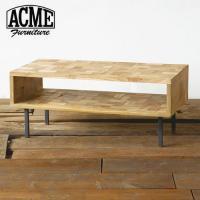 ACMEオリジナルのコーヒーテーブル。中が空洞になっているのでちょっとしたTV台としても使用可能。 ...