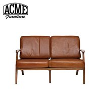 ACME Furnitureオリジナル、DELMARシリーズのソファ。装飾的な要素を一切排除した本物...