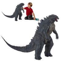 巨大ゴジラを あなたのコレクションやお子様へのプレゼントに!  この高さ約60cmのJakks Pa...