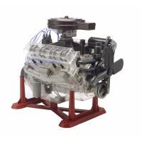 エンジンがどのように動くのかを学習できる知育玩具です。 クランクを回すと実際のエンジンのようにクラン...