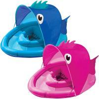 お魚 幼児用 さかな 浮き輪 フロート フィッシュ サンシェード 水泳 水遊び 遊具 プール 海 道具 グッズ インスタ映え ナイトプール 海水浴 グッズ