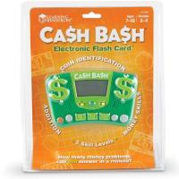 【アメリカの硬貨・紙幣について勉強できるゲーム】 画面に金額が出てくるので、コイン(または紙幣)のボ...
