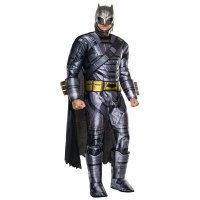 映画「バットマンvsスーパーマン ジャスティスの誕生」よりバットマンのアーマード・スーツの大人男性用...