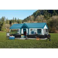 キャンプ・アウトドアに最適な12人用テントです。  *デバイダーのカーテンを使用して3つの部屋に分割...