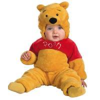 1df9267613220 赤ちゃん ディズニー コスチューム くまのプーさん 着ぐるみ ベビー 服 ベビープー クマ コスプレ 衣装  ディズニー公式ライセンス、メーカー正規品です。