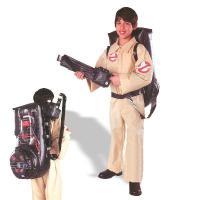 幽霊退治を行う会社にまつわるSFコメディ映画「ゴーストバスターズ」のコスチュームです。  【商品内容...