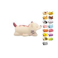 ケーブルバイト ケーブルアクセサリー 1個 15種類 iPhoneサイズ ケーブルプロテクター 断線防止保護 かわいい 動物 アニマルグッズ