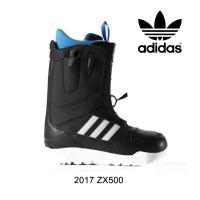 2017 ADIDAS アディダス スノーブーツ SNOW BOOT ZX 500 CORE BLACK/RUNNING WHITE FTW/RUNNING WHITE FTW
