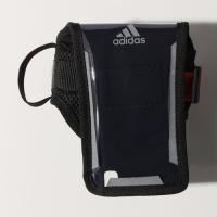 【商品名】 【公式】adidas アディダス フラップ モバイルホルダー  【カラー】 ブラック/ソ...