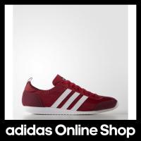 【商品名】 【公式】adidas アディダス VS JOG  【カラー】 パワーレッド/ランニングホ...