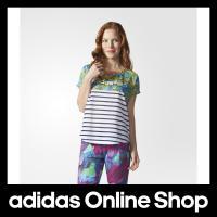 【商品名】 【全品送料無料中!】【公式】adidas アディダス STR アマゾンボーダーTシャツ ...