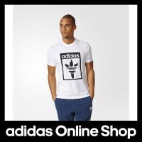 【商品名】 アディダス トップス 半袖 adidas オリジナルス Tシャツ [TREFOIL FI...