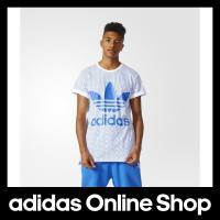 【商品名】 アディダス トップス 半袖 adidas オリジナルス Tシャツ[HERINGBONE ...