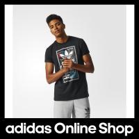 【商品名】 アディダス トップス 半袖 adidas オリジナルス Tシャツ[TONGUE LABE...