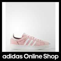【商品名】 アディダス ローカット adidas CAMPUS W  【カラー】 アイシーピンク F...