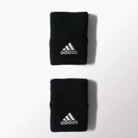 【商品名】 アディダス その他 adidas テニス リストバンド ロング  【カラー】 ブラック/...