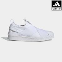 期間限定SALE 5/22 17:00~5/27 17:00 アディダス公式 シューズ スニーカー adidas SS スリッポン W / SS Slip On W whitesneaker