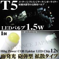 個数:1個 発光色:ホワイト 汎用タイプ12V専用 寸法 幅:約6mm 全長:約18mm  メーター...