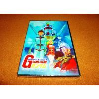 新品DVD 機動戦士ガンダム 劇場版三部作BOXセット 北米版リージョン1