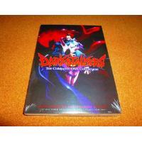 新品DVD The Animated Series ヴァンパイアハンター OVA全4話BOXセット 国内プレイヤーOK