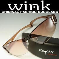 ブランド wink レンズ UVカット(偏光レンズではありません)  サイズ フリーサイズ(男女兼用...