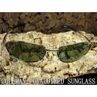Colemanコールマン偏光サングラス 2011年モデル  レンズ UVカット・偏光レンズ  付属 ...