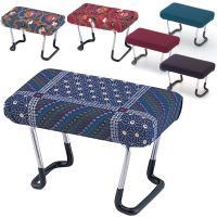 日本製 持ち運びに便利なコンパクトな折りたたみ正座座いす 幅17×奥行き10×高さ10.5(cm)脚...