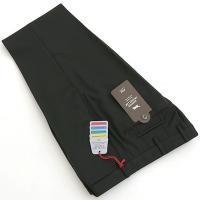 ピーティーゼロウーノ/PT01 パンツ メンズ WINTER TRAVELLER ウールスラックス ブラック COKSWT-PO36-0990