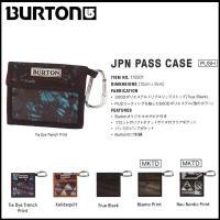 日本限定モデルのパスケース!シンプル。使いやすい! BURTON(バートン)  【正規代理店商品】 ...