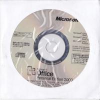 マイクロソフト オフィス 2003 パーソナル OEM版 開封品 Word Excel ワード エク...
