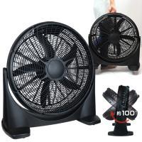 広いお部屋でもしっかり空気を循環!大型サーキュレーターです。  風を送ることで、室内の空気の循環を促...