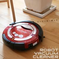 ロボット掃除機 ロボットクリーナー 掃除ロボット 自動掃除機 自走式掃除機 自走式ロボットクリーナー リモコン付 ###掃除機M-477###