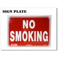 NO SMOKINGのサインボードです。 これ一つでアメリカンな雰囲気を味わえますよ!!  ■サイズ...