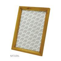 フォトフレーム フレーム 壁掛け 木製 額 額縁写真立て 写真 ウッド アンティークラスティック A...