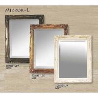 ANCIENT MIRROR (L)姿見 鏡 スタンドミラー 壁掛け ミラーsp-sqm801l  ...
