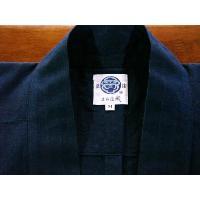 作務衣【薄手】藍染濃紺|aiira-ensyu