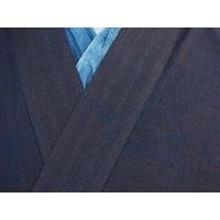 作務衣【薄手】藍染濃紺|aiira-ensyu|04
