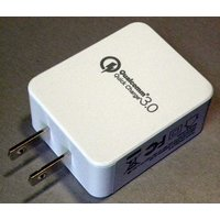 ※qualcomm quick charger 3.0は、充電スピードは Quick Charge ...