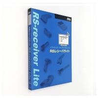 データ入力ソフトウェアRS-receiver Lite V3.0 RLW300JAは、バーコードリー...